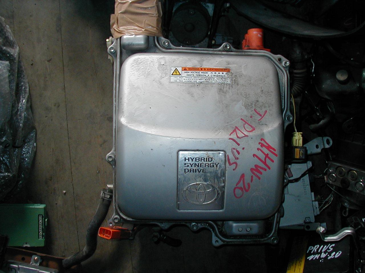 Электронная начинка Toyota Prius 3 (ZVW 30) Пособие 25